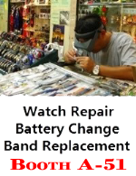 repair watches