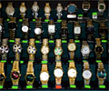 Watches in 192 Flea Market